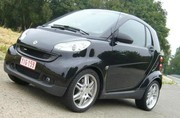 Essai Smart ForTwo Brabus : Petit mais... costaud !