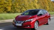 10 000 € de bonus pour l'achat d'une Nissan Leaf