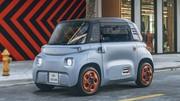 Nouvelle Citroën Ami (2020) : la puce 100% électrique se dévoile