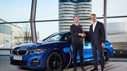 La BMW i4 Concept sera au Salon de Genève 2020