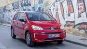 La Renault Twingo ZE face à la Volkswagen e-Up 2.0