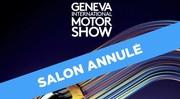 Le Salon de Genève 2020 est annulé !!!
