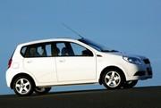 Essai Chevrolet  Aveo 1.4 e LT bvm5 - 101 cv