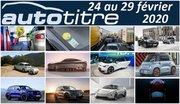 Résumé Auto Titre du 24 au 29 février 2020