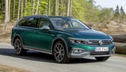 Essai Volkswagen Passat Alltrack : la Passat des bois