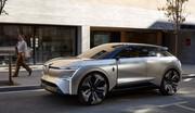 Renault dévoile le concept-car Morphoz