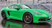 Essai Porsche 718 Cayman & Boxster GTS 4.0: précieux flat six