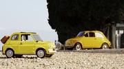 La Fiat 500 originelle maintenant disponible en Lego