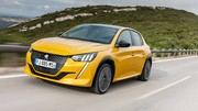 Voiture de l'année 2020 : c'est la Peugeot 208