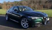 Essai vidéo - Alfa Romeo Giulia (2020) : al dente