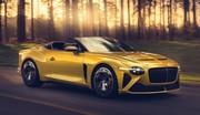 Bentley Mulliner Bacalar (2020) : le cabriolet britannique ultime