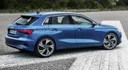 L'Audi A3 Sportback abat ses atouts traditionnels