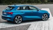 Audi A3 Sportback mk4: connectée