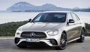 Mercedes Classe E restylée : chirurgie visible