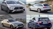 Toutes les photos et infos sur la Mercedes Classe E 2020