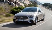 Mercedes Classe E restylée : petite révolution