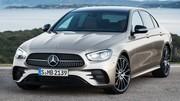 Rafraîchissement de la légendaire Mercedes Classe E