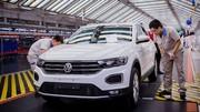 Coronavirus : le marché automobile chinois en grosse baisse