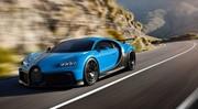 La Bugatti Chiron Pur Sport se radicalise