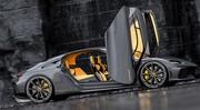 Koenigsegg Gemera : hybride pour filer à 4