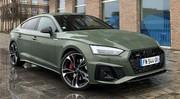 Essai vidéo - Audi A5 Sportback (2020) : micro-hybridée