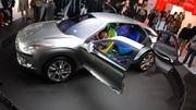 Les concept cars français au salon de l'auto