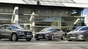Mercedes met l'EQ Power aux CLA et GLA