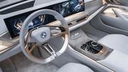 BMW dévoile le concept i4, coupé quatre portes électrique