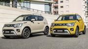Suzuki Ignis : petit restylage