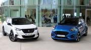 Essai Peugeot 2008 vs Ford Puma : combat de félins