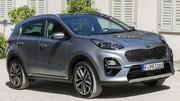 Kia Sportage : nouveaux diesels à petite hybridation