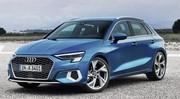 Comparatif de la nouvelle Audi A3 avec l'ancienne génération
