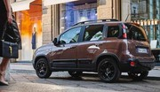 Essai City Cross Hybrid : une Fiat Panda au Guinness des Records
