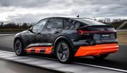 Audi développe une e-tron S à… 3 moteurs !