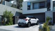 Le Renault Captur hybride rechargeable baisse son prix