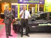 Le bioéthanol E85 est au Mondial