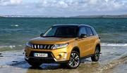 Essai Suzuki Vitara Hybrid : Le compromis obligatoire
