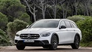 Mercedes dévoile la Classe E All Terrain restylée