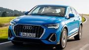 Essai Audi Q3 Sportback : notre avis sur l'entrée de gamme diesel