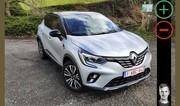 Essai Renault Captur 1.3 TCe 155 EDC Initiale : avantages et inconvénients