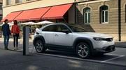 Mazda MX-30 : à partir de 33 900 €