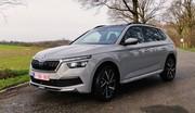 Essai Škoda Kamiq 1.5 TSI DSG Style : à envisager