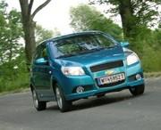 Essai Chevrolet Aveo 1.2 GPLi : Voiture courage
