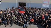 Tesla : le million d'exemplaires atteint !