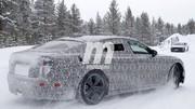 La future Jaguar XJ 2021 électrique se montre