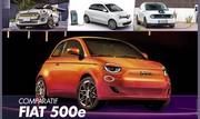 La Fiat 500e (2020) face à ses rivales électriques
