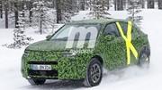 Les premières images du futur Opel Mokka