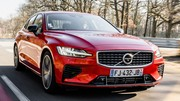 Essai Volvo S60 T8 hybride rechargeable