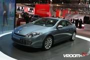 Renault Laguna Coupé : les derniers détails