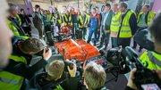 Volvo Gand devient une usine de batteries
